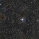 Iris Nebula and surrounding area,                                Jacek Bobowik