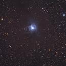 Iris nebula,                                Nirvaein