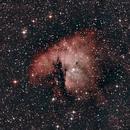 NGC281 Pac Man,                                Michael Geissel