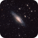 NGC 7331 and Co. in LHaRGB,                                Sergey Trudolyubov