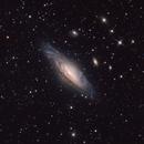 NGC 7331 and Co. in LHaRGB,                                Sergey Trudolyubov