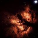 Flame Nebula NGC 2024,                                Michael Southam