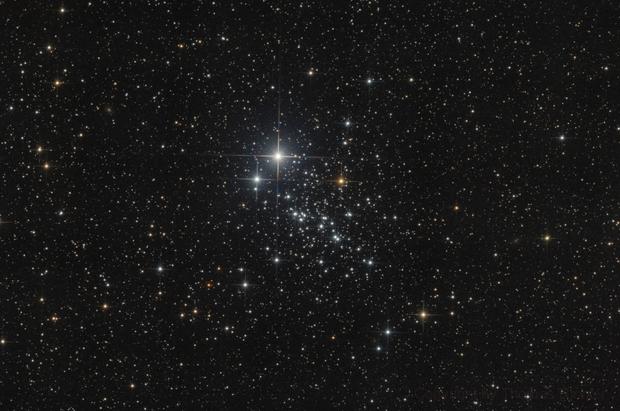 Owl Cluster - NGC 457,                                Thomas Richter
