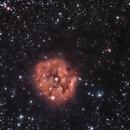 IC 5146 (Bi colour +OSC),                                John Leader