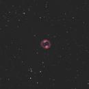 Headphone nebula,                                Camille COLOMB