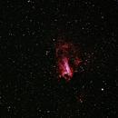 M17 Omega Nebula,                                Jay P Swiglo