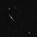 NGC 4565,                                Eddi