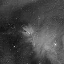 Nébuleuse du cône NGC 2264,                                Le Mouellic Guillaume