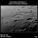 Animazione Librazione e ombre Cratere Petavius,                                Spock