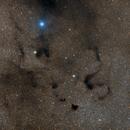 The Serpent - A Dark Nebula in Ophiuchus,                                Matthew Sole