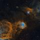 NGC 3324,                                Rodrigo González...