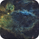 SH2-157 - Nébuleuse de la pince de homard,                                Francis Moreau