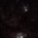 M8, M20.,                                Star Hunter