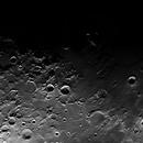 Moon Terminator - High resolution mosaic,                                HaSeSky
