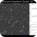 Lightcurve,Exoplanet Quatar 1b in Draco,                                Big_Dipper