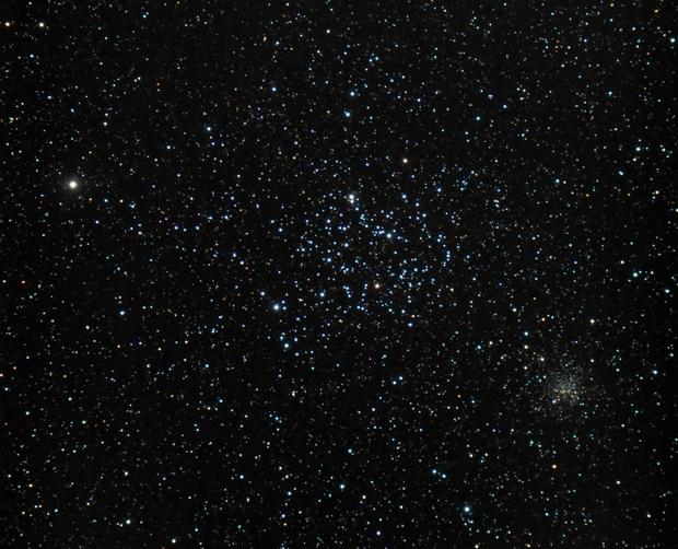 Messier 35,                                Jussi Kantola