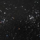 Double amas - NGC 869/884,                                Daniel Beaulieu