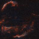 NGC 6960,                                oboeins