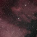 pelican nebula IC5070,                                jmensink