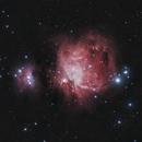 M42 & Running Man Nebula,                                AstroMarcin