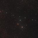 Collinder 399 (Coathanger Cluster) in Vulpecula,                                astrobrandy