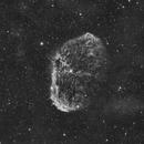 NGC6888 Crescent nebula,                                Turki Alamri