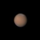 Mars, June 30, 2018,                                Adam Drake