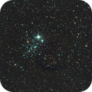 NGC457 Cluster,                                Maxou034