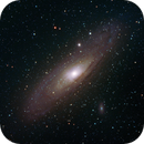 Andromeda Galaxy,                                Jeremy Miller