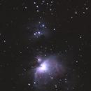 Orion Nebula,                                Weare19