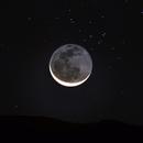 Moonrise M44 Conjunction of August 28, 2019,                                Jim Lindelien
