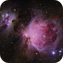 Orion Nebula M42,                                Kieron Boost