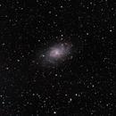 M33 - January 2020,                                Ingo Kallenbach