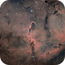 IC 1396 - Elephant Trunk Nebula,                                Marco Failli