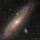 M31 Our Next Door Neighbor,                                Bob Lockwood