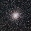 M22 Globular Cluster,                                Shannon Calvert