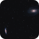 M81-M82, NGC 3034, Bode's nebulae, NGC 3031,                                Axel Debieu-Potel
