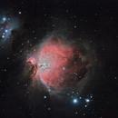 Short Exposure Test - M42 ,                                Greg Trotter