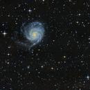 M101 et compagnie,                                bzizou