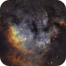Cederblad 214 / NGC 7822,                                Jari Saukkonen