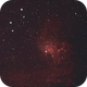 IC 405 - Flaming Star Nebula,                                AlbertNewland