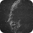 NGC 6992 Ha DSLR,                                Francis Couderc
