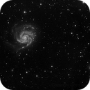 M101 - Red Channel,                                mads0100