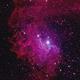 IC405 Flaming Star Nebula  RGB,                                John Sasser