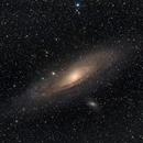 M 31 - Galassia di Andromeda,                                GALASSIA 60
