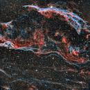 Veil nebula Hoo@Georges Chassaigne,                                Chassaigne