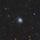 Pinwheel Galaxy (M101),                                Landon Boehm