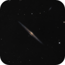 NGC 4565 Needle Galaxy,                                Shobhit Raj