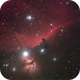 2012 IC434 with Scopos APO TL805+0.8X+AstronomikCLS 550D,                                Rocco Parisi