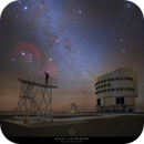 Touching Orion at Paranal,                                Kiko Fairbairn